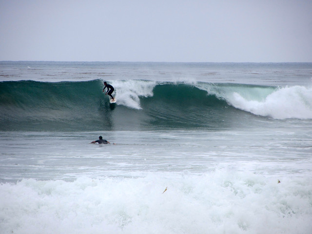 nice waves on friday