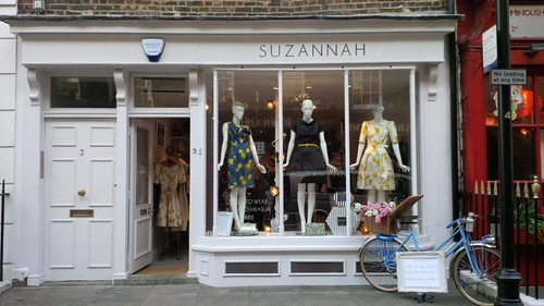 Suzannah fashion