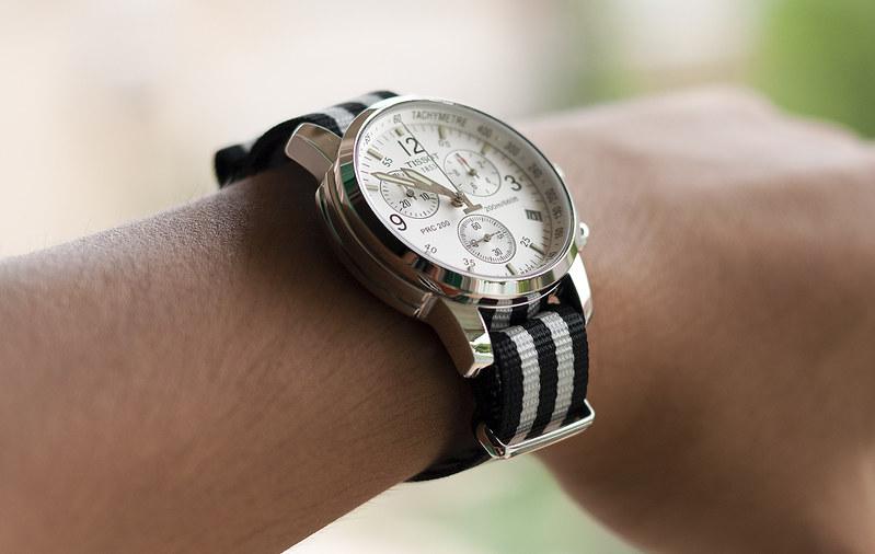 watch strap tissot prc 200 review