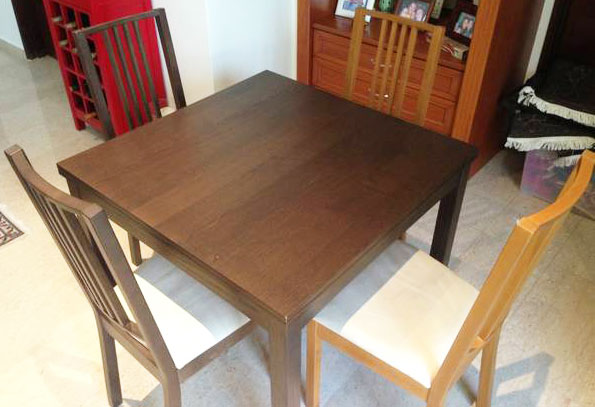 Dining Table Ikea Singapore Dining Table