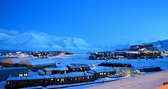 Thirza Poot - Longyeardbyen, Svalbard
