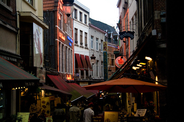 Brussels Belgium by Flickr CC Jirka Matousen