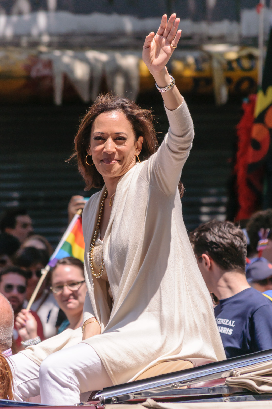 Attorney General Kamala Harris, San Francisco Pride 2013