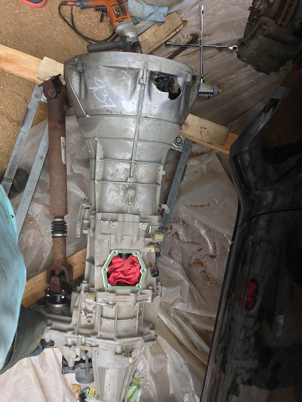 Hole In Bell Housing Of Transmission Nissan Frontier Forum