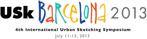 4th urban sketching symposium in barcelona