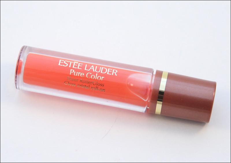 Estée Lauder Succulent pure color sheer roller gloss