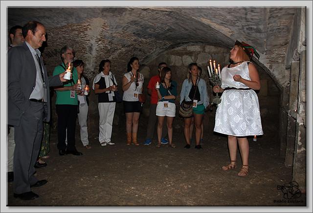 13 Visitas teetralizadas Briviesca