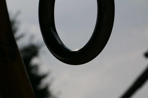 gymnastics rings Canon EOS 70D