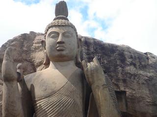 Awkana Buddha Statue