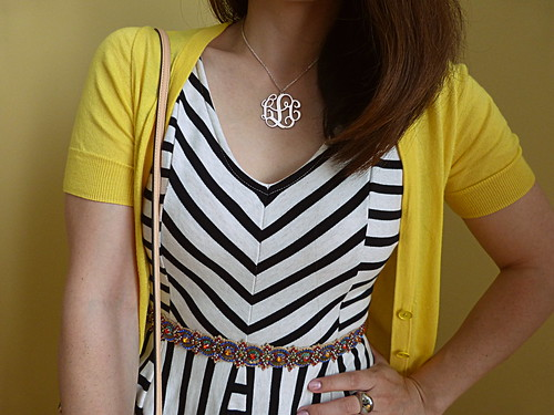 yellow +stripes