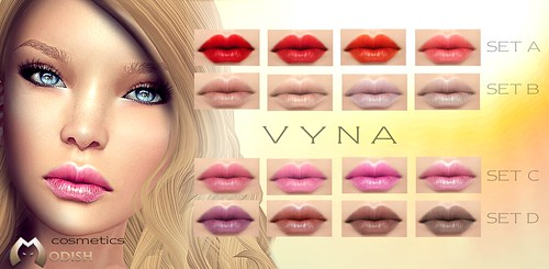 Vyna LIps _ @ Stuff in Stock from 20th new round by ::Modish::