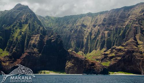 Honopu - Na Pali Coast, Kauai