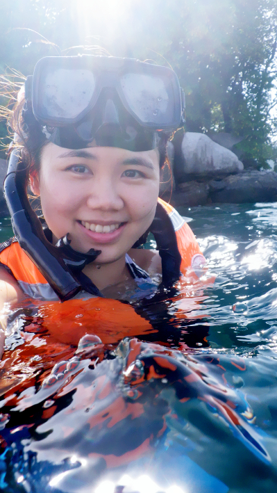 Snorkeling at Tioman Marine Park and Renggis Island
