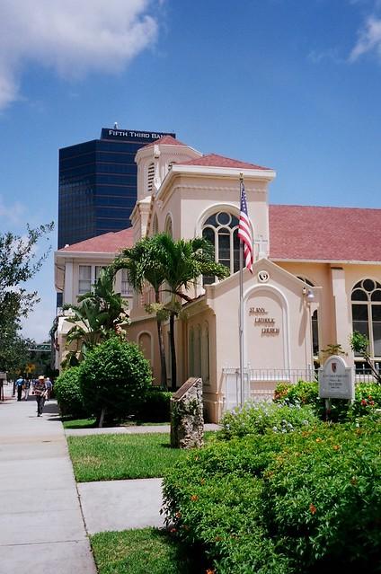 St Anns Church West Palm Beach