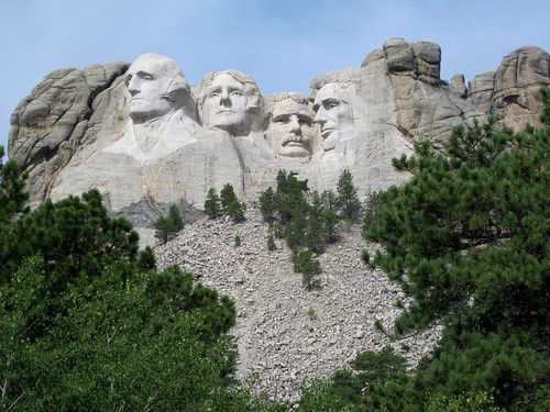 Majestic Mt Rushmore
