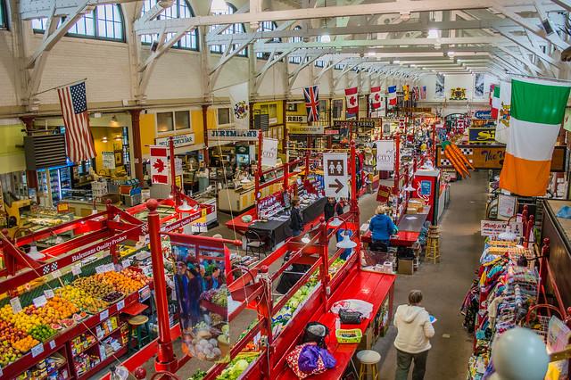 City Market, Saint John, NB by CC user sivajan on Flickr