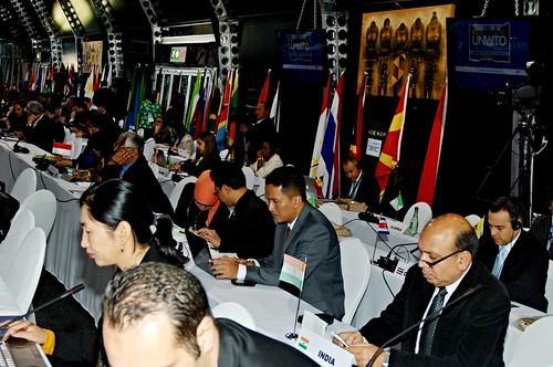 Indonesia chairs UNWTO Executive Council 2013-2014