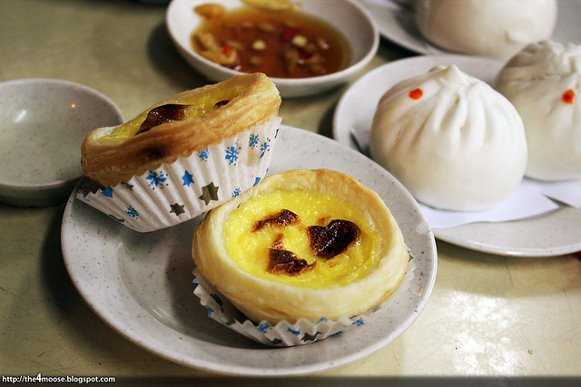 Swee Choon - Egg Tarts
