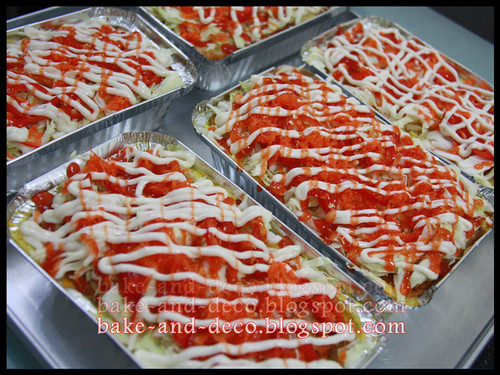 Baking & Deco Class: Murtabak Cheese Cracker ~ 11 Oct 2012