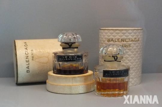 Le Dix, perfume Balenciaga Paris