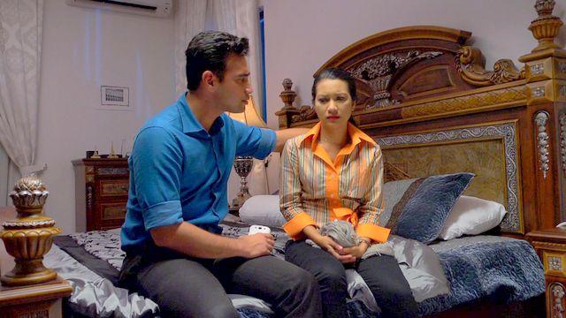 watak Irham dan Zaara