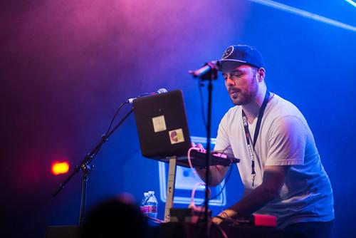 Blockhead at Decibel Festival 2013