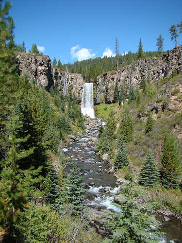 Tumalo Falls, Sept. 7th, 2013