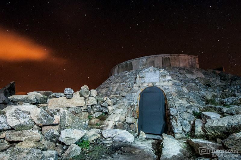 El Búnker de Cabeza Líjar, fotografía nocturna en la Sierra de Guadarrama