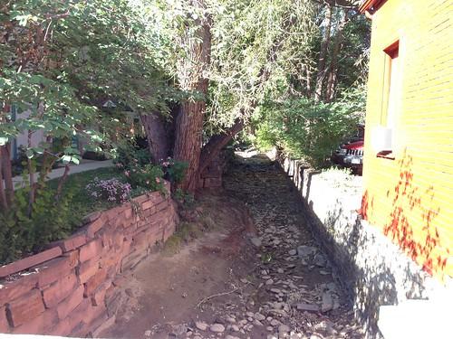 The dry creek, Boulder