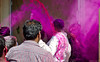 Playing Holi (4)