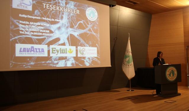 Üsküdar Üniversitesi'nde genetik ve biyoteknoloji konuşuldu