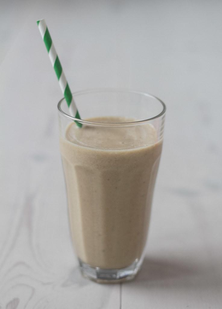 Opskrift på hjemmelavet Chai shake - sund milkshake