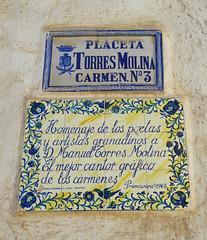 Photo of White plaque № 39385