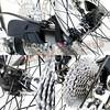 254-201-Change-DF602B1726吋30速碟煞折疊登山單車SHIMANO-XTFOX氣壓線控前叉消光黑-消光五分(含攜車袋)-5