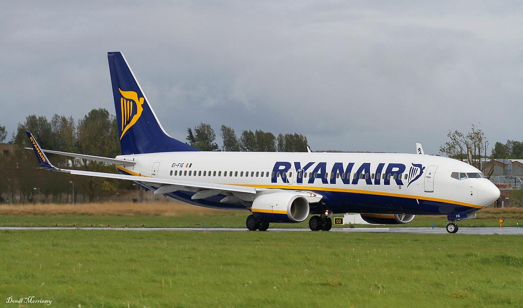 EI-FIE - B738 - Ryanair