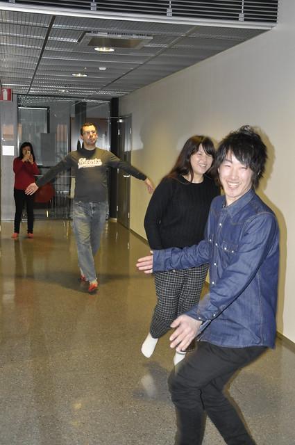 Corridor pedagogy