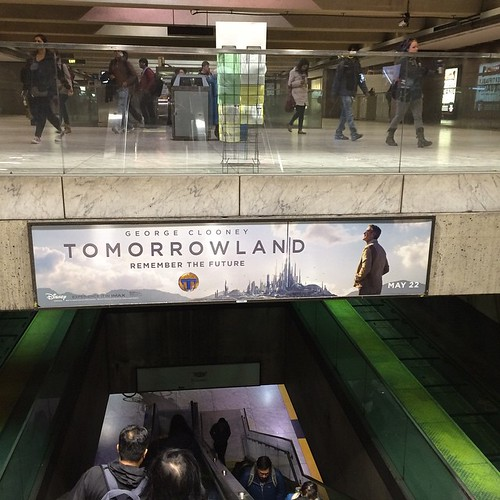 Tomorrowland。