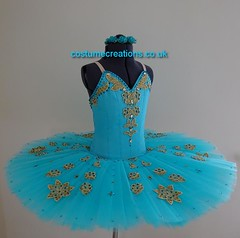 Turquoise Classical Tutu