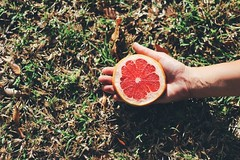 Fruit Grass Person Human Body Part Real People Fre…