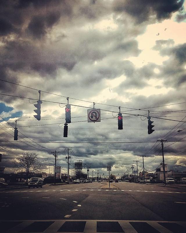 Signs #BuffaloNewYork #ilovewny #iloveny #RiseBFLO #igersbuffalo #newyork #travelBUF #stormyweather #stormclouds #clouds #sky #