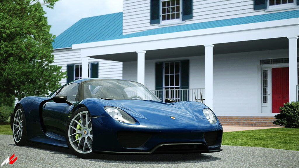 Porsche 918 @VIR