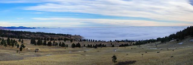 Sea of Fog[Explored], Sony SLT-A99V, Carl Zeiss Vario-Sonnar T* 24-70mm F2.8 ZA SSM (SAL2470Z)