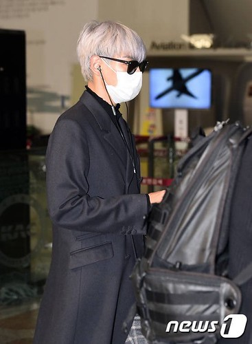 TOP Departure Seoul to Tokyo 2016-11-03 (18)