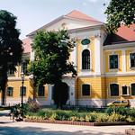 Zalaegerszeg, Egykori Megyeháza