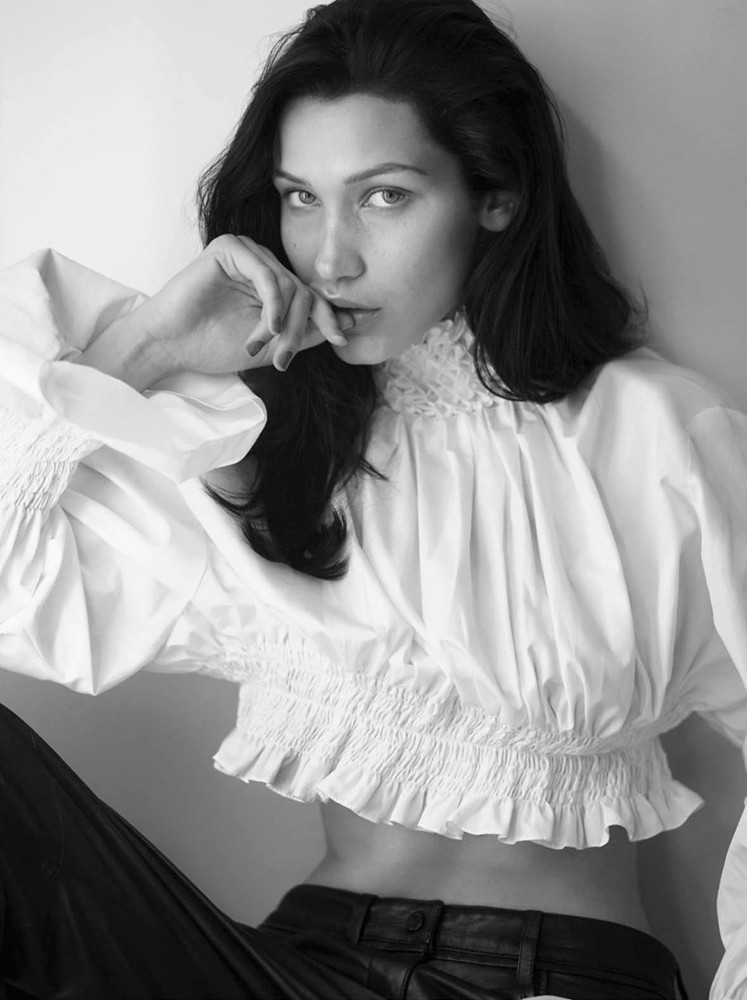 Белла Хадид — Фотосессия для «Vogue» FR 2016 – 7