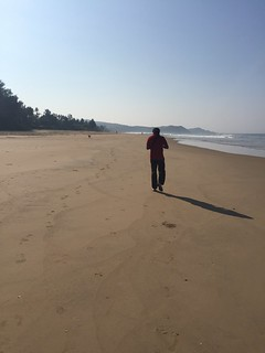 Image of Gokarna Beach.