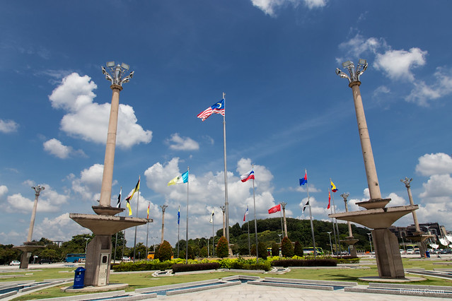 Dataran Putra - Putrajaya, nouvelle capitale malaise