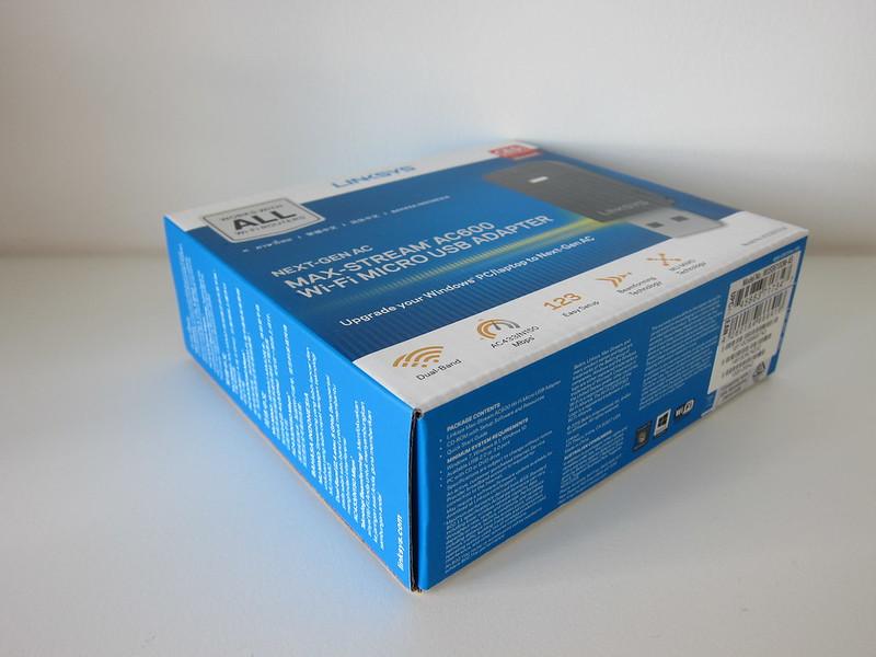 WUSB6100M - Box