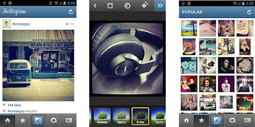 Screenshot Instagram for Android (1)