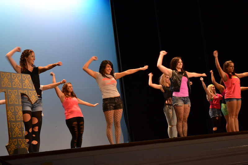 Zeta Tau Alpha wins 'Mock Rock'